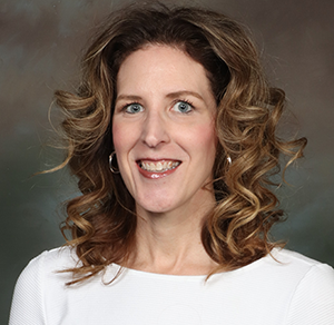 Angie Rutterbush, Area Agency on Aging 1-B Chief Human Resources Officer