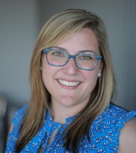 Heidi Boyd, Area Agency on Aging 1-B Director of Philanthropy